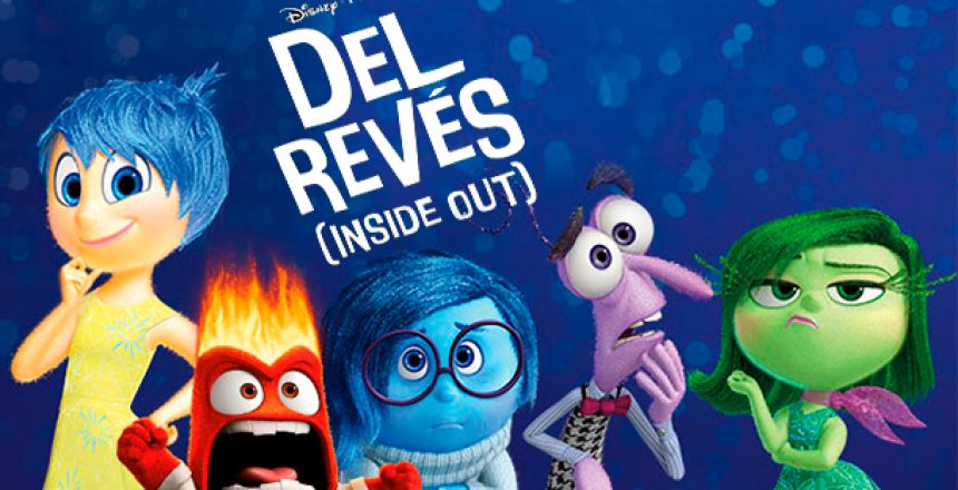 "Del Revés"" (Inside Out) - Acompasando"